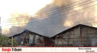Fire breaks out in Ctg's Sholokbahar