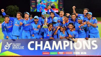 U19 World Cup: India thrashes Australia to win title for fourth time