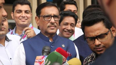 Court is legal authority to grant Khaleda's bail: Quader