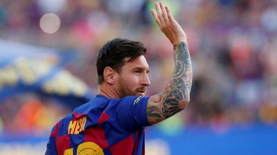 Unfit Messi ruled out of season opener against Bilbao