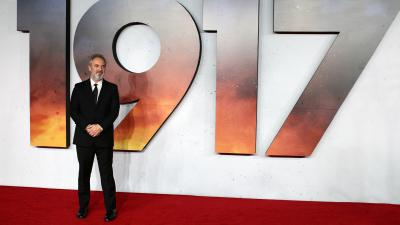 Mendes returns with tense war film '1917'