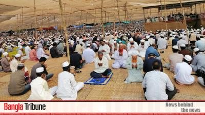 Biswa Ijtema ends seeking divine blessings for Muslims across the world