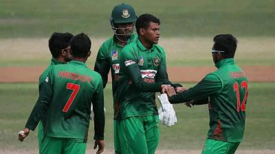 ICC U19 WC: Hasan hat-trick takes Tigers closer to knockout