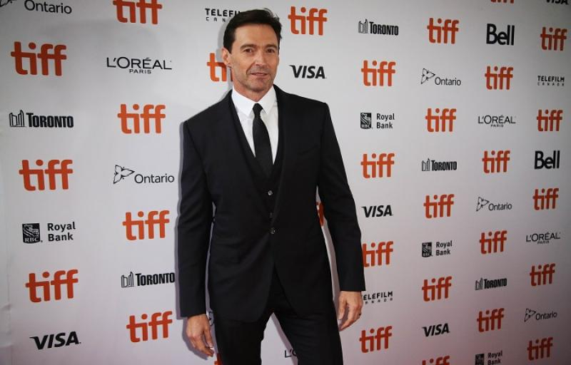 Actor Hugh Jackman arrives for the international premiere of The Front Runner at the Toronto International Film Festival (TIFF) in Toronto, Canada, September 8, 2018. REUTERS