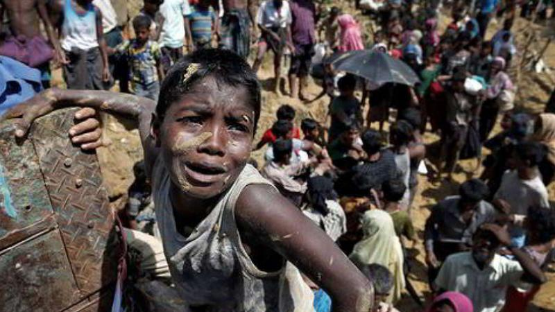 "US official warns against making Bangladesh ""bitter and angry"" towards Rohingyas"