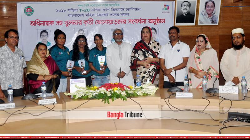KCC congratulates Bangladesh Women's Cricket Team