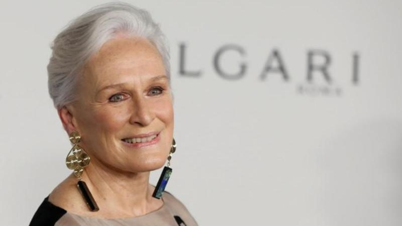 Like 'The Wife,' Glenn Close says she's a late bloomer