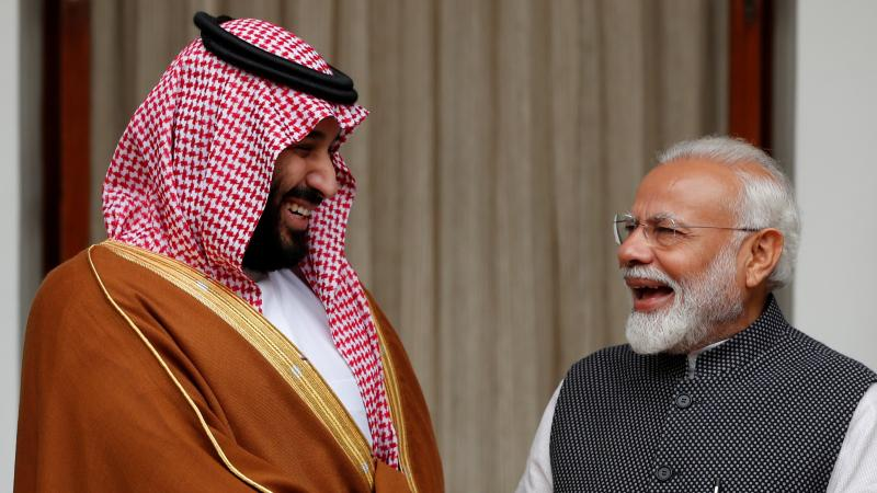 Saudis expect over $100b investments in India
