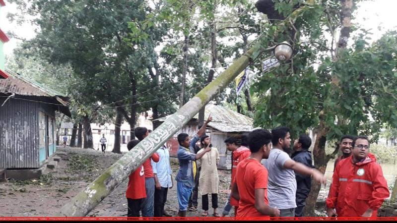 'Bulbul' aftermath: Power sector incurs Tk 180m damage