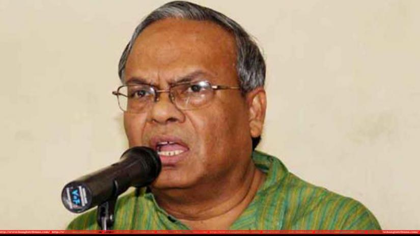 BNP`s Senior Joint Secretary General Ruhul Kabir Rizvi. File Photo