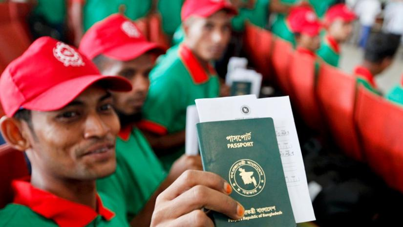 Since 1976, Bangladesh has sent 10.2 million workers to 165 countries around the world. FILE PHOTO