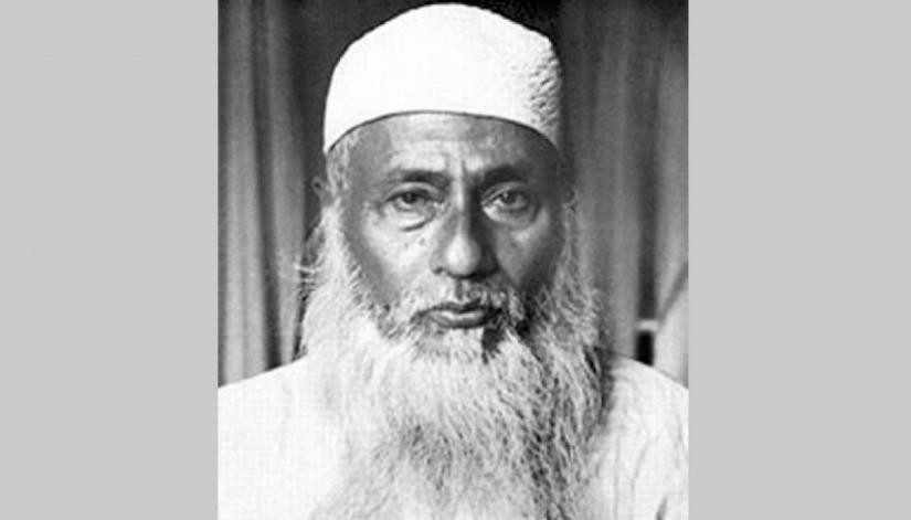 Maulana Abdul Hamid Khan Bhasani