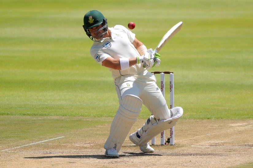 FILE PHOTO: Cricket - South Africa v Pakistan - Second Test - PPC Newlands, Cape Town, South Africa - Jan 6, 2019 South Africa`s Dean Elgar in action REUTERS