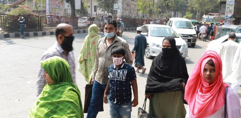 The upcoming two weeks are crucial in the fight against coronavirus and community transmission, according to experts. PHOTO: BANGLA TRIBUNE/Sazzad Hossain